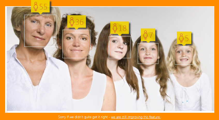Old person app